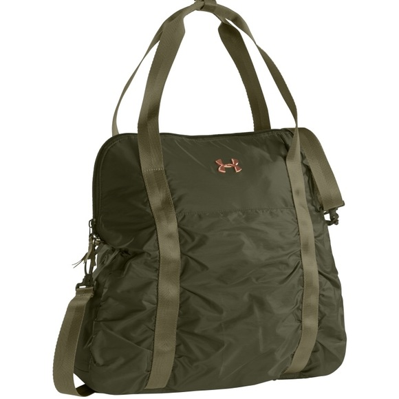 """Under Armour """"Gotta Have It"""" Tote in Olive Green. M 5a7b8e6d8290af0d007bd959 a393dafe10"""